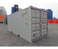 New, Used & Cargo Worthy Shipping Containers